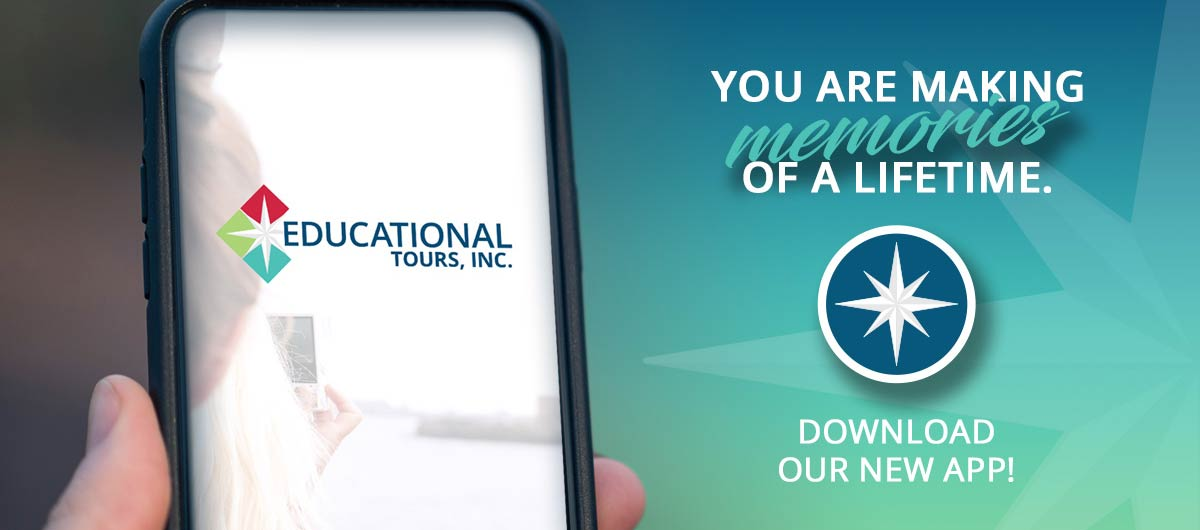 Introducing the New Educational Tours App!
