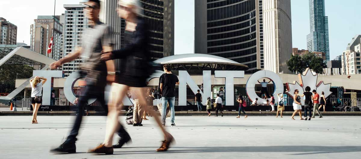 Emerging Destinations: Toronto